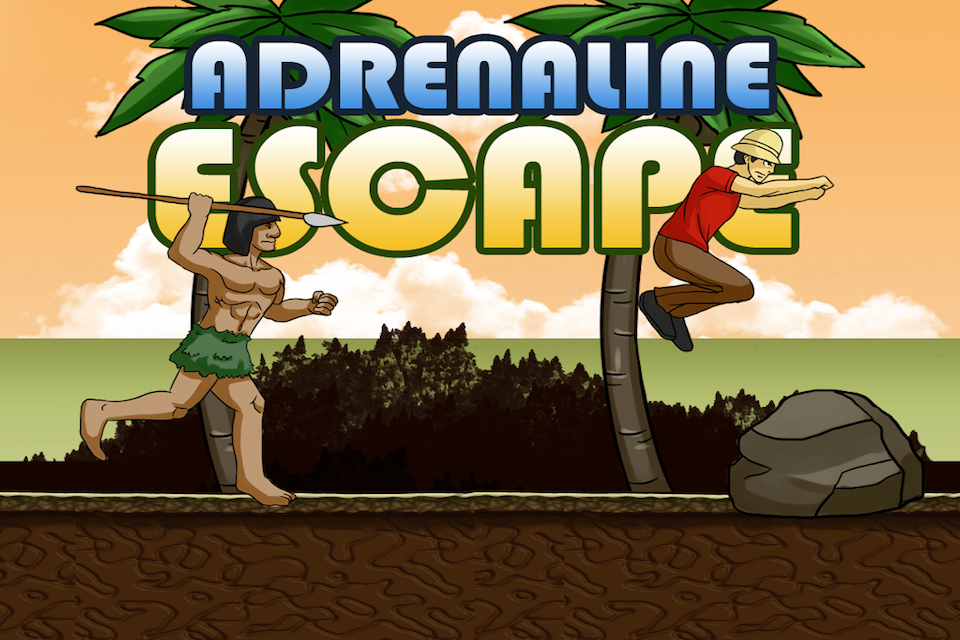 Screenshot Adrenaline Escape Lite