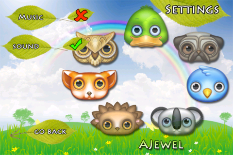 Screenshot AJewel