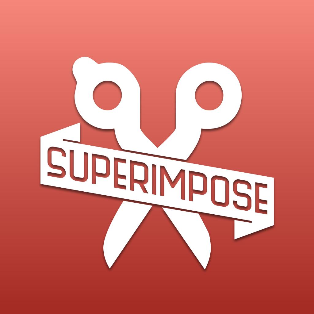 合成写真スタジオ - 写真を合成, 切り抜き, 背景透明化, コラージュ, 無料素材(Superimpose Studio)